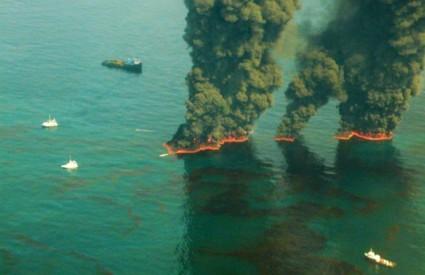 BP naftna mrlja Deepwater Horizon