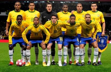 Brazil SP Južna Afrika