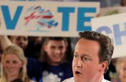 David Cameron torijevci konzervativci