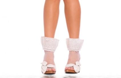 čarape sandale
