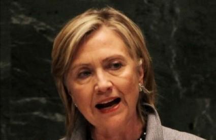Iran nuklearni program sankcije SAD Hillary Clinton Vijeće sigurnosti