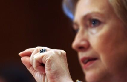 Hillary Clinton Kina