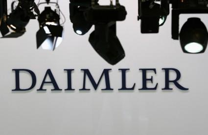 Daimler BYD električni automobil