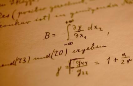 Einsteineov zapis