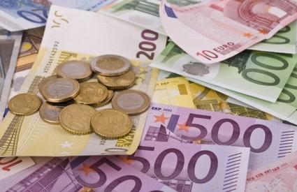 Njemačka potrošnja euro
