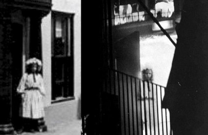 Umirovljenik riješio misteriju duha na fotografiji