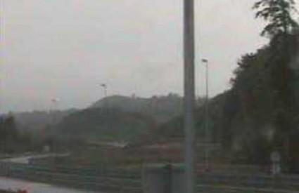 stanje u prometu kiša