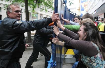 Varšavska prosvjed