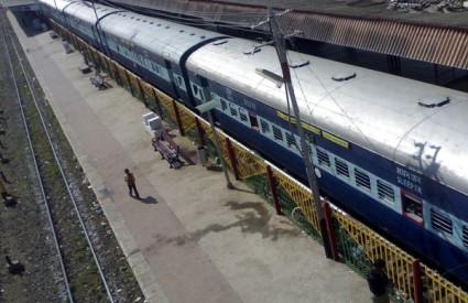 Indija vlak nesreća