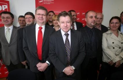 Ivo Jelušić SDP gradonačelnik