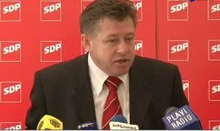 Ivo Jelušić zagrebački SDP