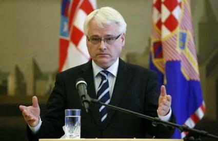 Ivo Josipović Boris Tadić Ovčara