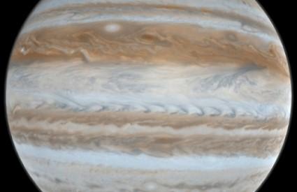 Jupiteru nestao južni pojas, znanstvenici ne znaju uzrok