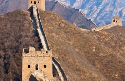 kineski zid kina riža
