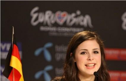 Lena, njemačka pobjednica Eurosonga 2010.