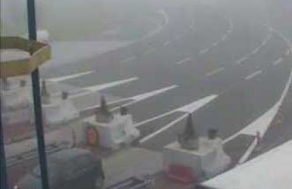 magla HAK stanje u prometu