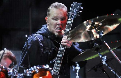 Metallica koncert Hipodrom Zagreb