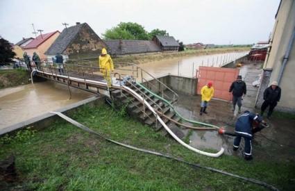 Slavonija Posavina poplava