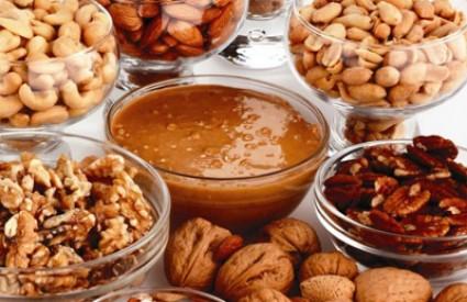 Orašasti plodovi sjajno snižavaju kolesterol