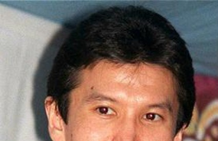 Kirsan Ilyumzhinov, političar koji tvrdi da su ga oteli vanzemaljci