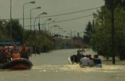 Poljska poplava