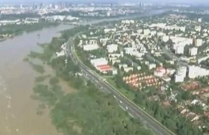 Poljska poplave Varšava
