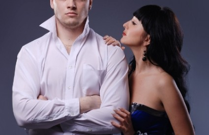 Muški dodir diže temperaturu ženama