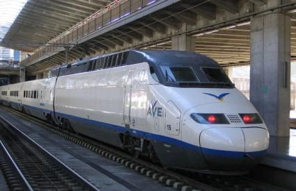 Renfe španjolske željeznice štrajk