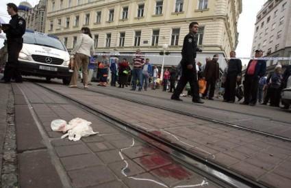 tramvaj nesreća Zagreb