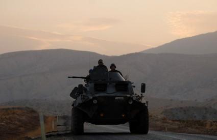 Kurdistan Turska Iran