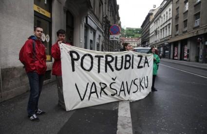 Varšavska prosvjedi