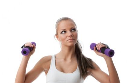 Intenzitet vježbanja utječe na obroke