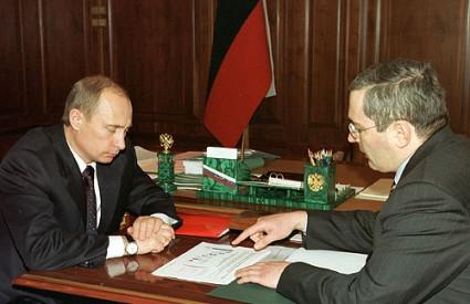 Putin Hodorovski