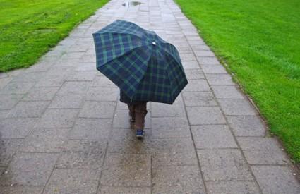 Pripremite kišobrane za ovaj tjedan