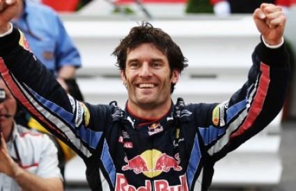 Mark Webber je pobijedio drugi put ove sezone