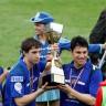 Dinamo proslavio naslov pred praznim tribinama