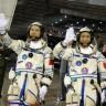 Astronauti u svemiru jedu i pse