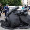 Aktivisti performansom upozorili na štetna ulaganja EBRD-a