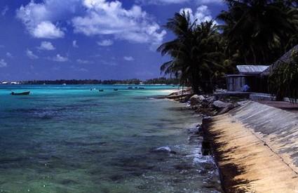 Tuvalu otok