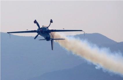 Letjela je i replika Penkalinog P3