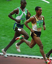 afrički atletičar