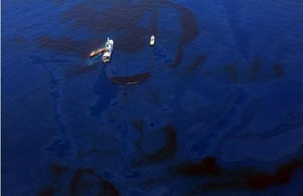 nafta meksički zaljev bušotina