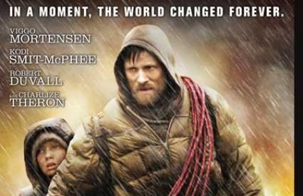 Cesta The Road Viggo Mortensen John Hillcoat Cormac McCarthy