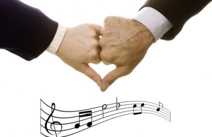 ljubavna pjesma glazba ljubav