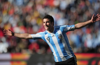 Higuain je uveo Argentinu u polufinale