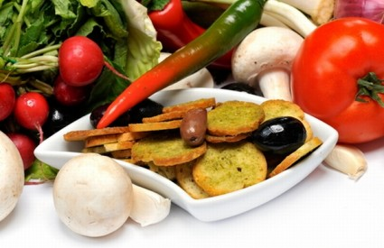 Vlaknima protiv LDL kolesterola