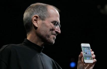 Apple iPhone 4 Steve Jobs