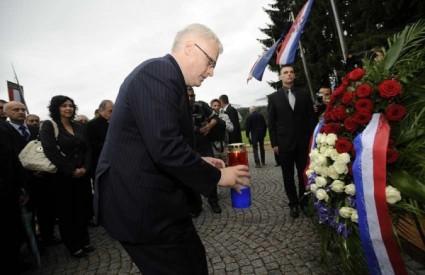 Ivo Josipović Bleiburg