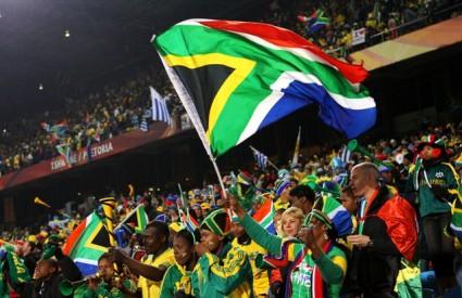 Južna Afrika: Prihod od SP-a upola manji od očekivanog
