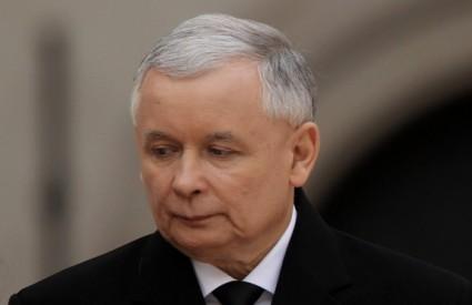Jaroslaw Kaczynski poljski izbori